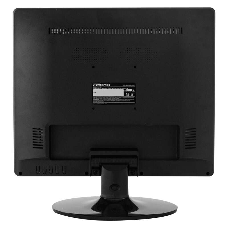 CE,FCC,RoHS approved portable vga 4:3 monitor 19