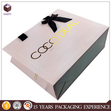 PROFESSIONAL custom luxury paper shopping bag