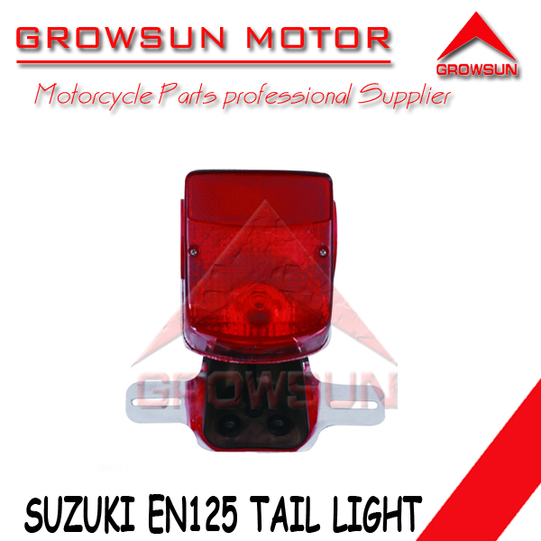 Performance TAIL LIGHT for EN125 Motorcycle parts
