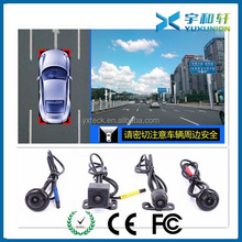 360 bird view car reversing aid surround view camera system