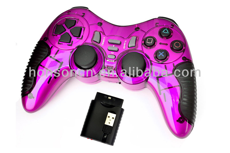 Wireless Gamepad For P2/P3/PC