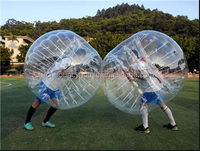 High quality inflatable bumper ball,bubble football,soccer ball for adults