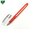 Plastic Cheap Gel Ink Ad Banner Pen