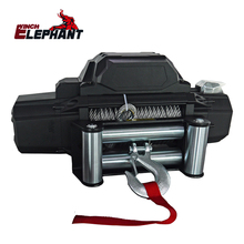 DKL X 9500 high qu 4x4 electric winch with LED light