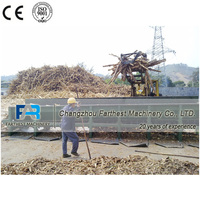 Gear Peeling Machine For Ebony Wood Log