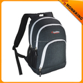 600D printing backpack with 3 compartments