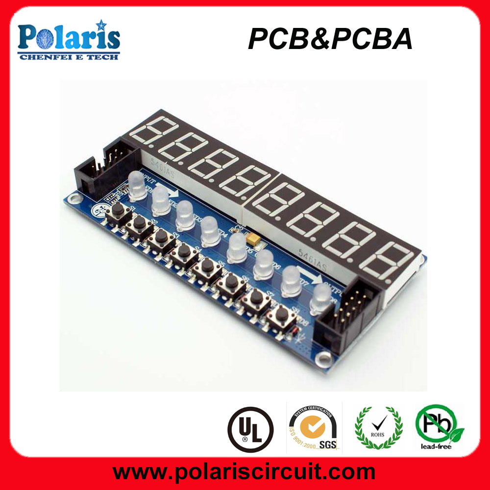 Shenzhen multilayer pcb assembly manufacturer,pcb pcba in China