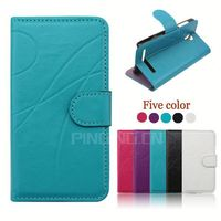 factory price wallet leather flip cover for samsung galaxy s2 case