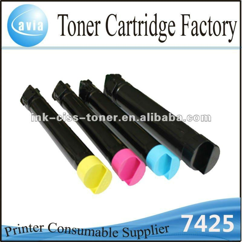 Prices of Toner Cartridge Used for Xerox Machines 7425