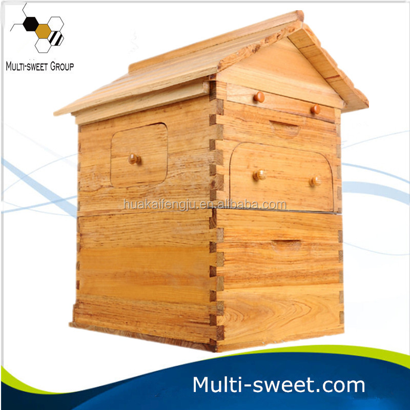 Shiping Worldwide 7 Frames Auto Flow Bee Hive