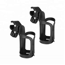 Wheelchair Cup Holders, Bike Cup Holder fits Baby Stroller, 360 Degrees Universal Cup Holder Stroller