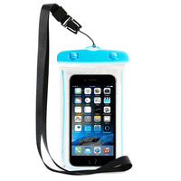 Mobile Phone Accessory pvc waterproof phone bag android mobile phone for swimming diving