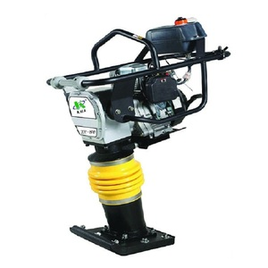 gasoline engine tamping rammer with robin eh12