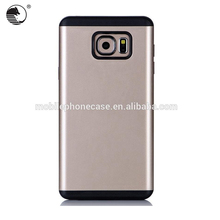 TPU+PC Back Case Cover For Samsung Note 5 Smartphone Anti Shock Mobile Case