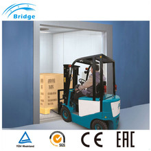 BG Electric Hydraulic Freight Goods Lift Cargo Elevator
