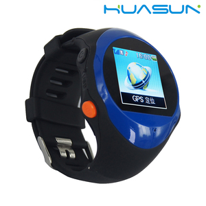 Smart Emergency Call Children Mobile Phone Watch Tracking Device emergency call device GPS Tracker Watch