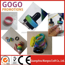 Malaysia/USA/Germany hot sale decorative and protection silicone vape band, custom unique your logo or words or text vapeband