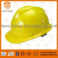 Hard quality industry work safety helmet/CE EN397 hard hat-Ayonsafety