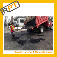 The difference between cold mix bitumen and bitumen