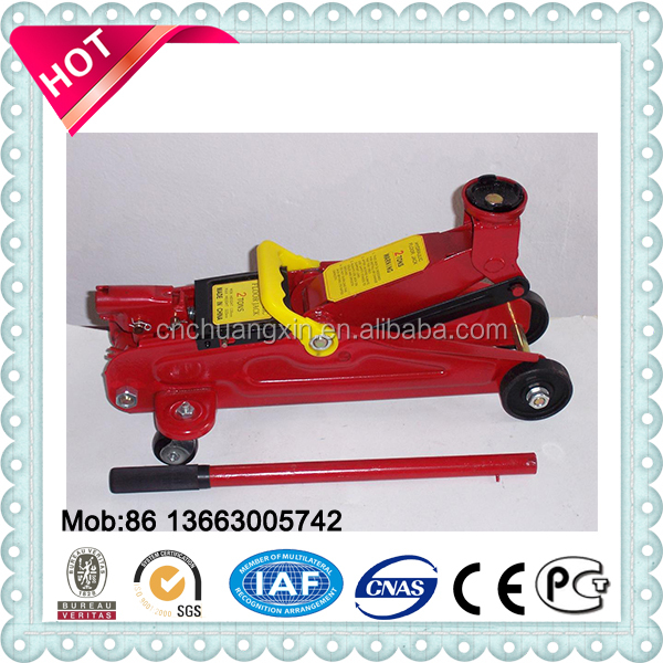 Promotional 2 Ton Hydraulic Floor Jack, Electric Car Jack For Cars, Durable Electric Hydraulic Car Jack