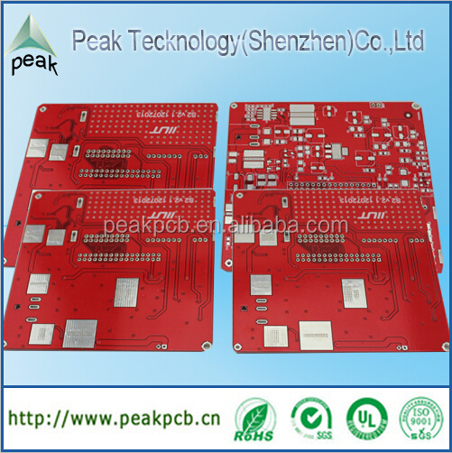 Electronic Module PCB, quick turn PCB