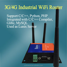 Innovative SDK 3G Industrial Router with RS232 Wireless Data Transceiver Modules