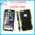 For iphone 6 case,3 in 1combo case with kickstand mobile phone case