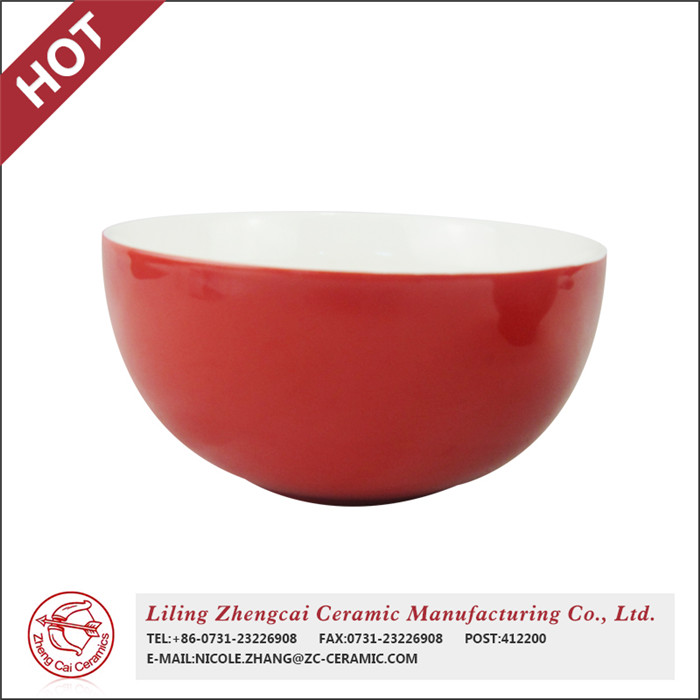 cheap wholesale exquisite ceramic decals personalized mixing bowl