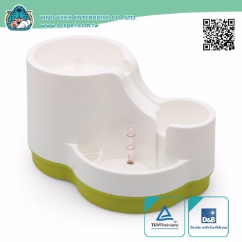 2017 pet products new premium 3 layer pet drinking water fountain,Automatic Waterfall Circulating Pet Drinker
