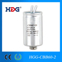capacitors in different uF, quality assured with good price