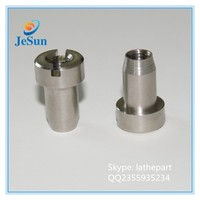 Chinese High Precision Stainless Steel CNC