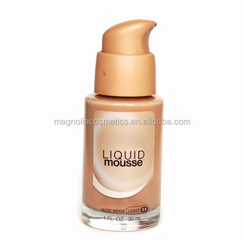 Makeup Mousse Liquid Foundation