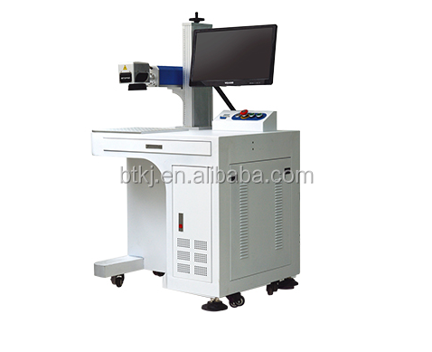 Bottom price Cheapest easy taken fiber laser marking machine