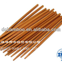 Disposable Carbonized Brown Bamboo Chopsticks