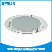 Die casting one year warranty downlight white aluminum shell