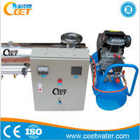 Industrial Swimming Sterilizer Water Filter System Fish Pond And Swimming Pool