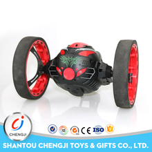 2.4G multi-functional electric rc toy stunt car for kids