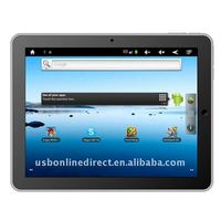 7 inch capacitive screen android 2.3 HDMI tablet pc/MID/UMPC/laptop built in 3G with 2 camera 2 USD port 8GB 512MB