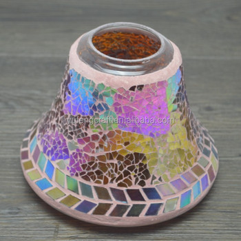 best selling products 2014 mosaic candle shade