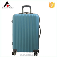 2014 abs+pc fashion hard shell travel luggage/Trolley luggage set/suitcase