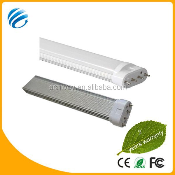 modern kitchen designs led light,led lamp 2G11 type CE ROHS 2g11 base led pl lamp 18w