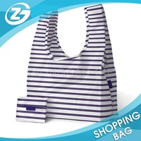 Cheap Reusable Customized Full Color Printing Nylon Foldable Shopping Bag