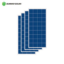 18v 36cells poly 150w 150 w 150 watt solar panel price in sri lanka