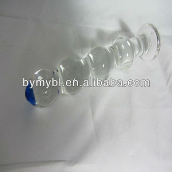 Dildo toy Pyrex sex