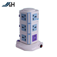 Hot sale universal power strip surge protector,smart power strip,multi usb power strip