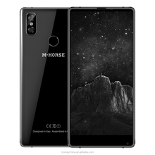 "M-Horse Pure 2 Mobile Phone 5.99"" HD+ 18:9 Smartphone MTK6750 Octa Core Android 7.0 Cheap Price Mobile Phone"