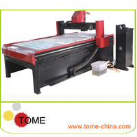 Discount price 3D CNC router/Wood cutting machine for solidwood,MDF,aluminum,alucobond,PVC,Plastic,foam