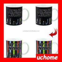 Buy Heat sensitive star wars mug in China on Alibaba.com