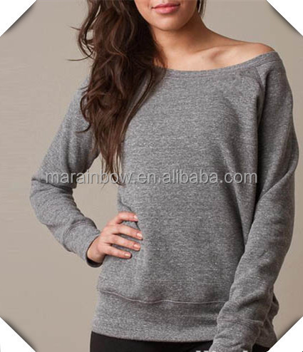 fashion blank cropped sweatshirts for women custom made wholesale made in China with best quality and cheap price