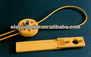 popular cable lock used for different type valves